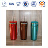 New style hot sale starbucks coffee cup /double stainless steel tumbler with straw