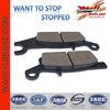 Professional aftermarket brake pad for YAMAHA ATV-YFM 250/ YFM 700,motorcycle brake pad for yamaha motorcycle,ATV brake parts