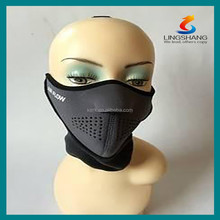 Motocyle,ski,cycling,windproof masks Sports protective half face helmet neoprene mask
