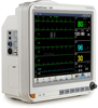 Colour TFT 15inch touch screen multi parameter patient monitor chinese supplier