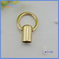 Metel bell stopper for handbag hardware accessories wholesale in China