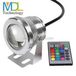 IP68 Stainless steel led underwater lights for fountains, led pool lighting ,swimming pool lights CE& ROHS