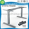 2015 top 10 office furniture manufacturers modern executive office furniture Desk frame with height adjustable electric motor