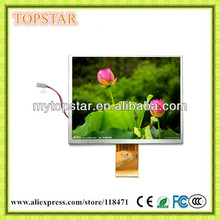 """TS8170B replacement 7"""" lcd touch screen with 800*480 dots"""