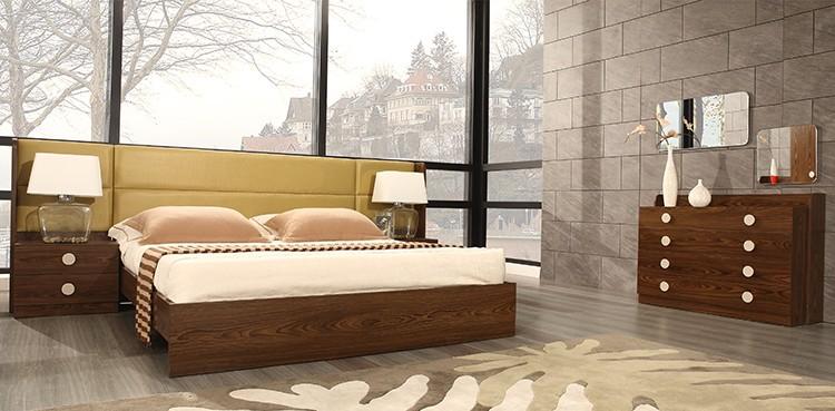 moderne photos de bois nouveau mod le double lit literie id de produit 60446395721 french. Black Bedroom Furniture Sets. Home Design Ideas