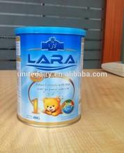 la fórmula infantil bebé leche en polvo