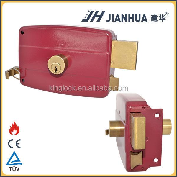 double swinging door lock safe lock outdoor gate lock