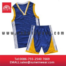 Custom V neck short sleeve basketball jersey Germany