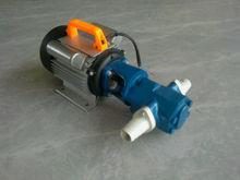 Wcb75 portable bomba de aceite/mina de aceite del engranaje de la bomba de la bomba con rosca npt puertos