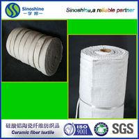 Hot Sale Thermal Ceramic Fiber Insulation Adhesive Tape