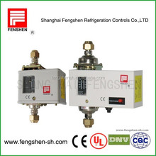 differential pressure controls for refrigeration system