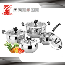 8 pcs cookware set kitchen accessories
