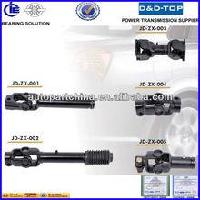 Isuzu Steering joint shaft and steering universal joint