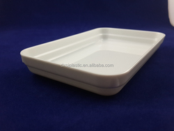 China Suppliers Airline Plastic Fruit Food Tray Wholesale