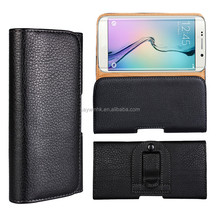 Universal PU leather cell phone case for all smartphone
