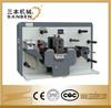 Adhesive Tape Label Rotary Die cutting Machine / automatic intermittent die cutting machine
