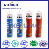 Mould-proof silicone sealant, adhesive hardener