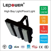 Shenzhen Lepower led flood light & 80-150w led lighting with CE and Rohs certificate for industrial light