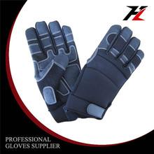 Long serve life high quality mechanic cut protective gloves