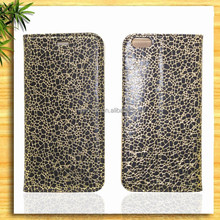 wallet stand printing Beautiful leather case 2015 new products