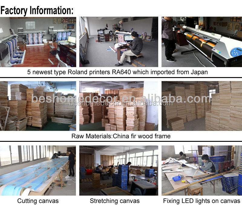 Factory information