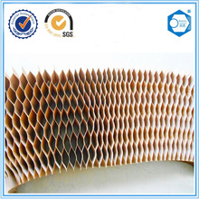 Price list building material with paper honeycomb core