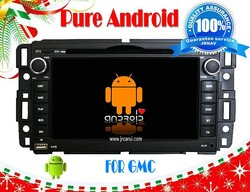 Android 4.4 car audio system for GMC KORANDO RDS,Telephone book,AUX IN,GPS,WIFI,3G,Built-in wifi dongle