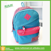 Latest Fashion Canvas Active Hipster Hidden Compartment Backpack Bag Brands