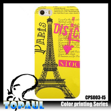 Beautiful Crystal Printing Hard Phone Plastic PC Case Cover for iPhone 4 4s