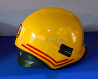 China 2015 high quality fireman fire fighting helmet for sale from factory