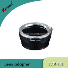 Kernel for Leica R LR Lens To Nikon 1 Mount N1 J1 J2 J3 V1 V2 S1 Camera Adapter Ring