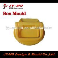 recycling plastic dustbin molding, plastic trash can molding