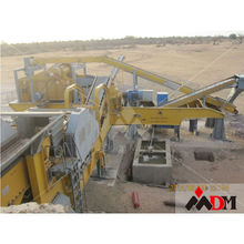 China most professional mobile jaw crusher iraq CE ISO