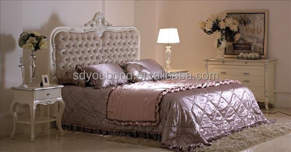 10007 blanco estilo moderno juego de dormitorio italiano francia ...
