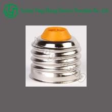 High quanlity copper lamp holder screw cap E27 lamp cap