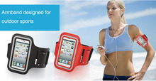 New GYM Fashion, Key Holder Card Slot, Sports Armband for iPhone 6s