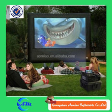 silver screen outdoors event for sale