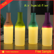 Mini LED USB Essential Oil Air Humidifier Aromatherapy Aroma Diffuser