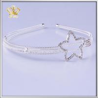 New design fashion Rhinestone Tiara Crown for Bridal Wedding