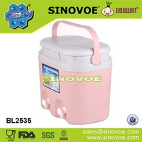 sinovoe new plastic insulated hot and cooler box with jug