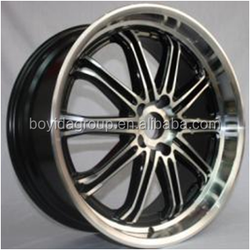 Manufacturing replica and aftermarket alloy wheels/rims
