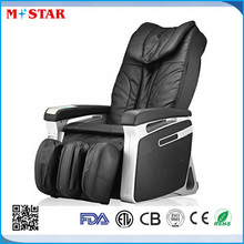 Wholesale black RT-M05(ICT) Coin Operated full body massage Chair price