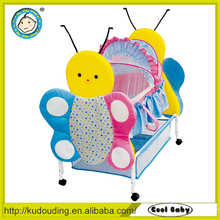 Popular aluminium alloy material baby carriage in china