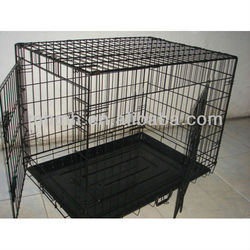Stainless Steel Large Dog Cage