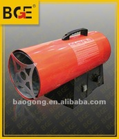 50kw industrial gas fired air heaters