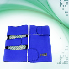 Elastic compression knee support , magnetic knee support