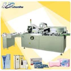 shanghai shenhu cosmetics tube boxing machine