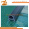OEM black epdm solid marine rubber fender,dock bumper for marine
