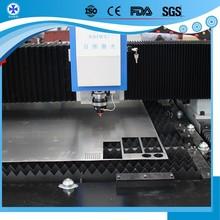 Máquina de corte a laser usado o corte de aço