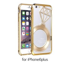 Top quality for iphone 6 bling case,bling for case iphone 6 plus